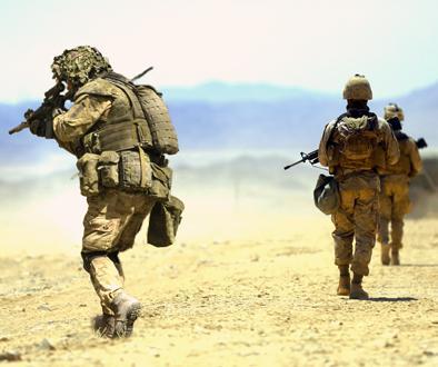 Asker kamuflaj